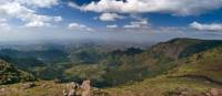 Panoramic view of the Simien Mountains | Aran Price