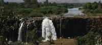 The beautiful blue nile falls at Bahir Dar, Ethiopia | Janet Oldham