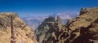 The highlands of Ethiopia offer stunning views of deep gorges and dramatic escarpments | Chris Buykx