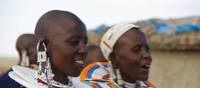 Local Masai women | Ian Williams