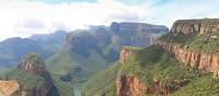 The beautiful Blyde River Canyon in South Africa
