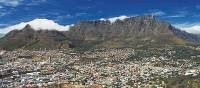 The spectacular Table Mountain is a stunning backdrop to Cape Town | Walter Knirr