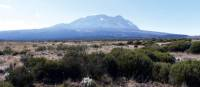 Views of Kilimanjaro from Shira Plateau | Natalie Tambolash