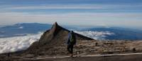 Walking on the summit of Mt Kinabalu | Charles Duncombe
