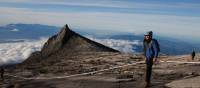 Exploring the summit of Mt Kinabalu 