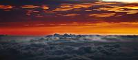 Sunrise from the top of Mt Kinabalu | David Lazar