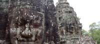 Up close to the stunning Angkor Thom | Alana Johnstone