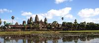 The world's largest religious complex, Angkor Wat