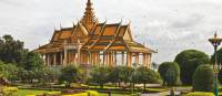 Cambodia's famous Royal Palace and lush gardens | Peter Walton
