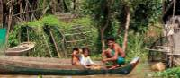River life in Cambodia | Scott Pinnegar