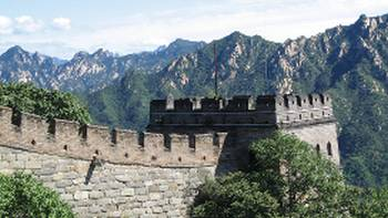 A tower along the Great wall of China | Pam Drummond