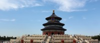 Blue skies over the Temple of Heaven | Alana Johnstone