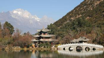 Black Dragon Pool, Lijiang | China Adventure