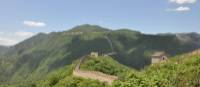 History abounds along the Great Wall