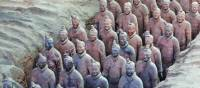 Terracotta Warriors in Xian | Peter Walton