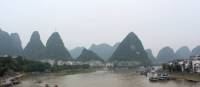 Beautiful views down the Li River | Alana Johnstone
