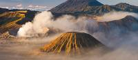 Volcanoes of Bromo, Indonesia