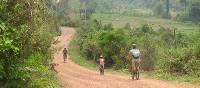 Cycling the backroads of Laos | Kate Baker