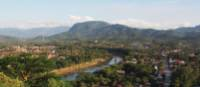 Breathtaking views over Luang Prabang | Kylie Turner
