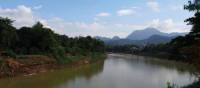 Stunning views across the Mekong River | Kylie Turner