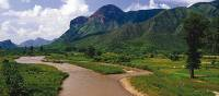 Rural life in Laos is defined by the Mekong River