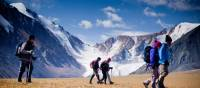 Trekkers explore the vast, pristine landscape of Mongolia | Cam Cope