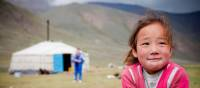 Young Mongolian girl | Cam Cope