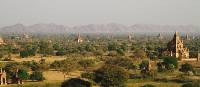 Surrounding plains of Bagan's majestic landscape | Mike Geisel