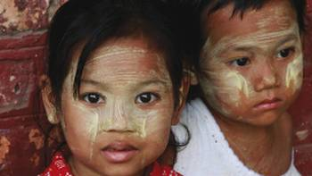 Children of Myanmar | Mike Geisel