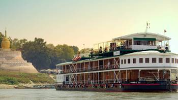 Irrawaddy River Cruise - Myanmar