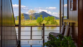 Explore the Mekong in comfort on this amazing Mekong River Cruise
