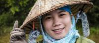 Local farming woman in Vietnam | Richard I'Anson
