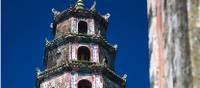 Pagoda in the ancient city of Hue | Scott Pinnegar