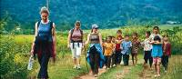 Vietnam's north provides ample opportunities for walks amongst the local hill tribe communities | Kate Harper