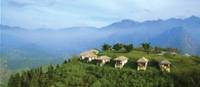 Every bungalow has an incredible view at Sapa Eco Lodge