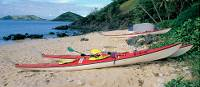 Enjoy remote beach camps when you kayak through the isolated Yasawa Islands in Fiji | Al Bakker