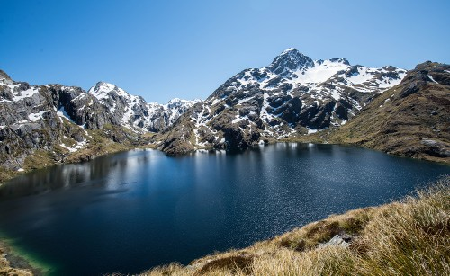Lake Harris, Routeburn Track - <i>Photo: Julianne Ly</i>