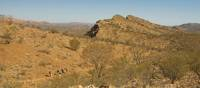 The early stages of the Larapinta are a great introducton to walking in the Red Centre | Aran Price