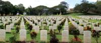Graves of fallen war heroes in Papua New Guinea | Ken Harris
