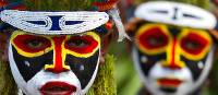 Traditional masks | PNG Tourism