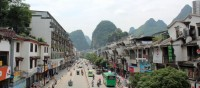 Wandering the busy streets of Yangshuo | Alana Johnstone