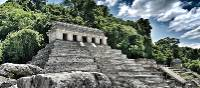 Explore the ancient Palenque ruins in southern Mexico