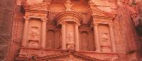 Late afternoon at the Petra Treasury | Rachel Imber