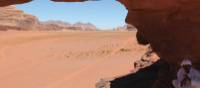 Bedouin guide at Wadi Rum | Rachel Imber
