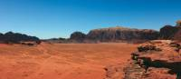 The vast expanses of the Wadi Rum | Rachel Imber