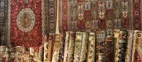 Carpets for sale in Bukhara | Peter Walton
