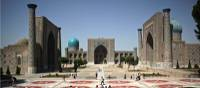 Registan Square in Samarkand | Kyle Super