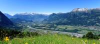 Encounter picturesque mountain villages in Liechtenstein during your ride through this tiny country | Liechtenstein Marketing