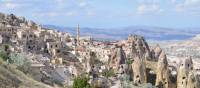 A small town in the rocks of Cappadocia | Erin Williams