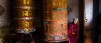 Inside this beautiful Bhutanese monastery | Richard I'Anson